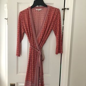 Max Studio Wrap Dress - Medium